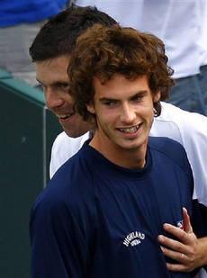 Britain Tennis Star Andy Murray Still