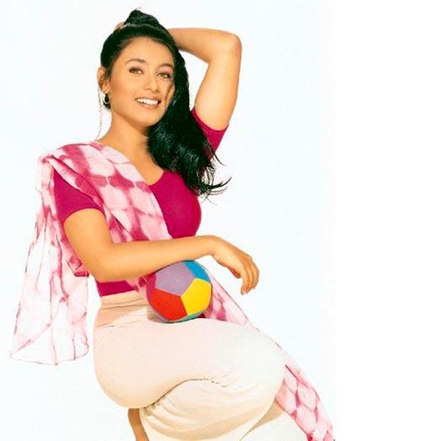 Rani Mukherjee cute hot look