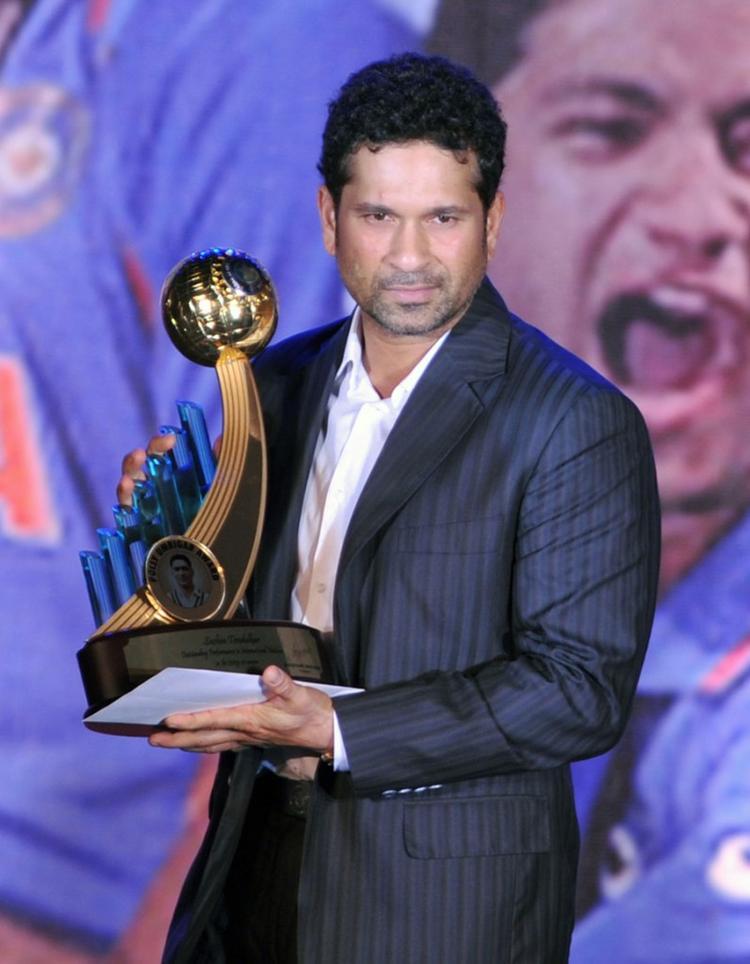 Polly Umrigar Award Sachin Tendulkar Wonderful Still