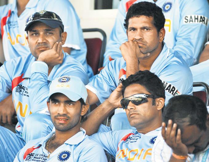 Sachin Tendulkar Fifth Cricket World Cup Against Sri Lanka at Spain