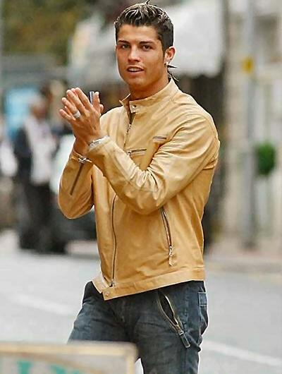 Cristiano Ronaldo Jacket Hot Still