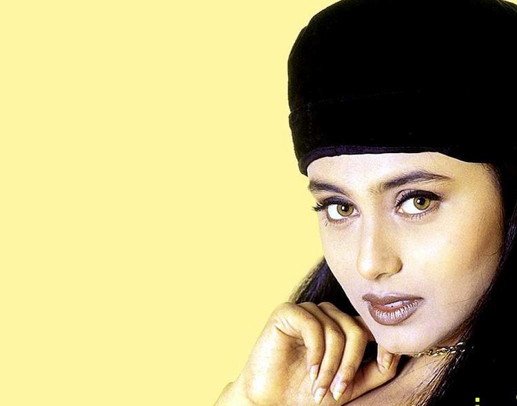 Rani Mukherjee cute look