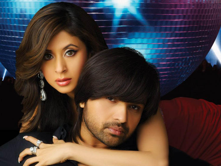 Urmila Matondkar with Himesh Reshammiya Latest Photo