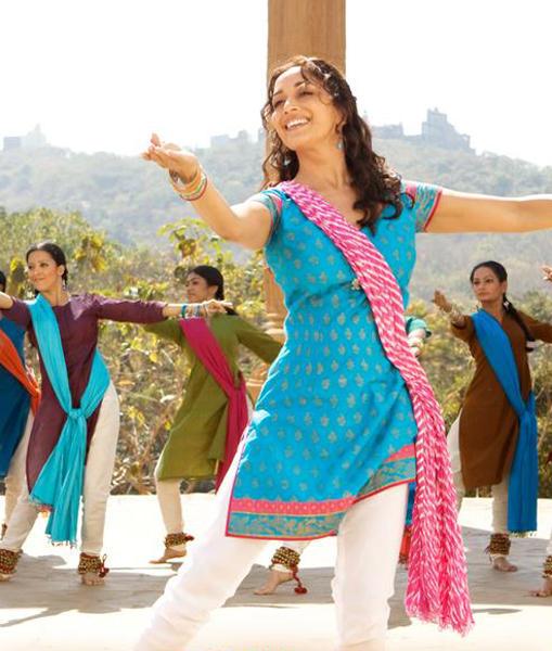 Madhuri Dixit Dancing Still