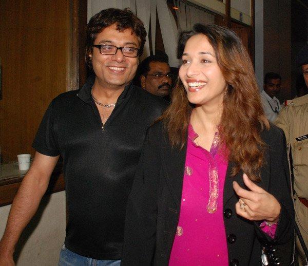 Madhuri Dixit Open Smile Pic