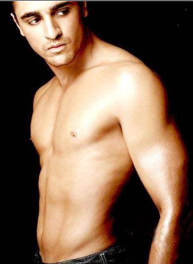 Imran Khan Sexy Body Pics