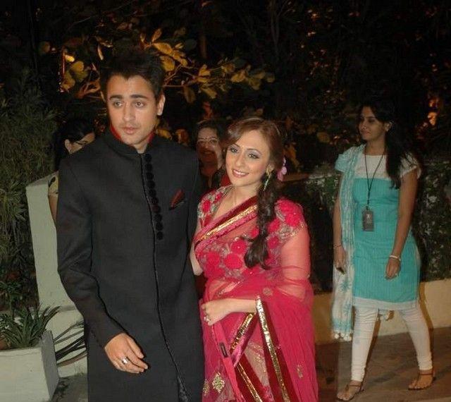 Imran Khan and Avantika Wedding Still