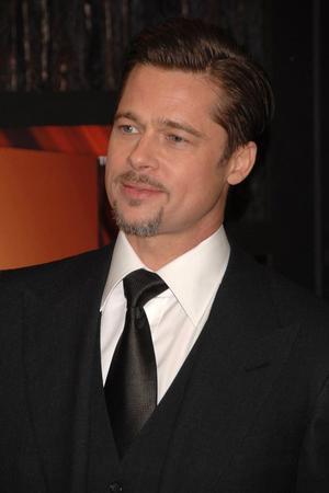 American Actor Brad Pitt Latest Pic