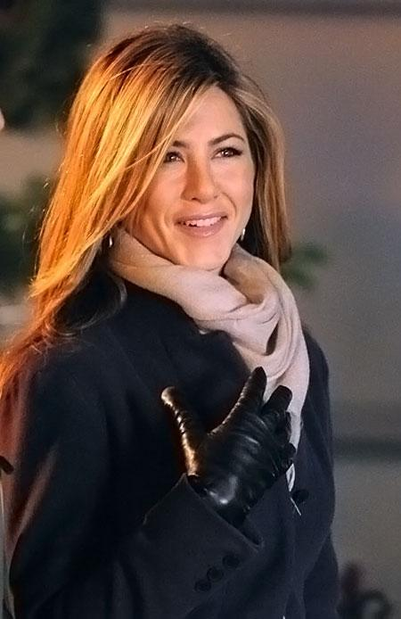 Jennifer Aniston in TV show
