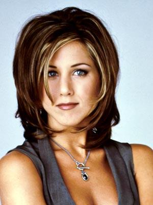 Jennifer Aniston Cute Hair Style Wallpaper
