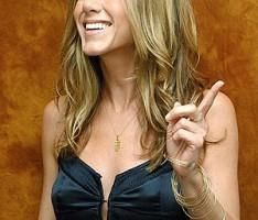 Jennifer Aniston Smilling Face Cute Wallpaper