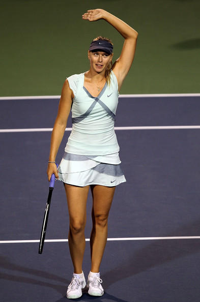 Tennis Beauty Queen Maria Sharapova Images