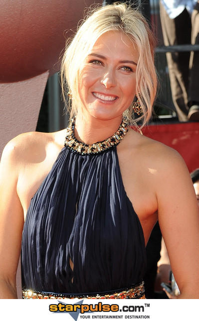 Maria Sharapova Stunning Photo