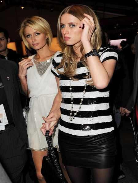 Paris Hilton with Nicky Latest Photo