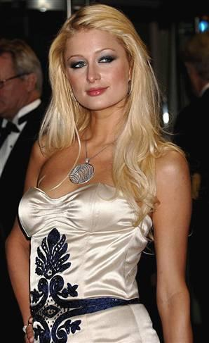 Paris Hilton Sleeveless Dress Beauty Still