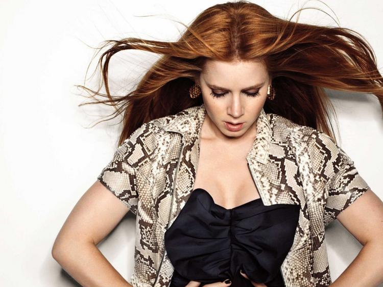 Amy Adams Cute Hair Wallpaper