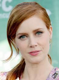 Amy Adams Pink Lips and Green Eyes Wallpaper