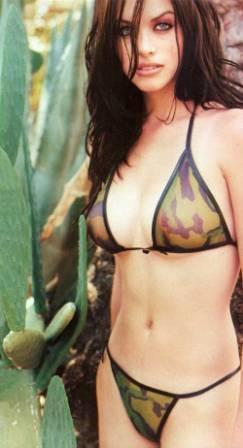 Kim Smith Bikini Hot Photo Shoot
