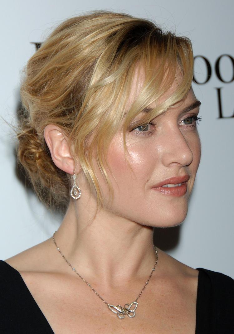 Kate Winslet Side Face Beauty Still