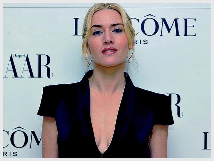 Top Hollywood Actress Kate Winslet Pics