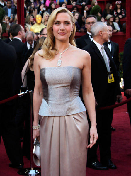 Kate Winslet Red Carpet Picture