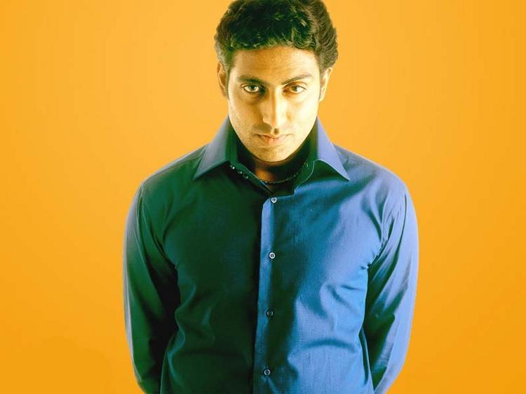 Handsome Boy Abhishek Bachchan Wallpaper