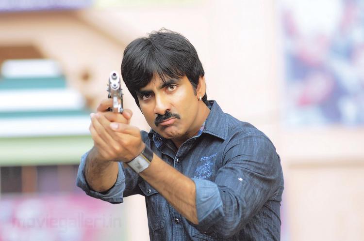 Ravi Teja Latest Hot Fight Still