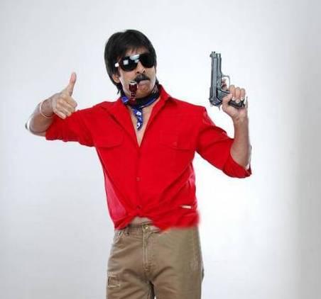 Don Seenu Ravi Teja Hot Stylist Look Wallpaper