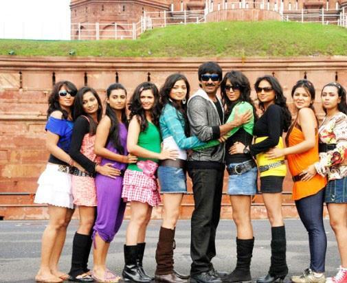 Mirapakaya Ravi Teja Movie Sexy Photo