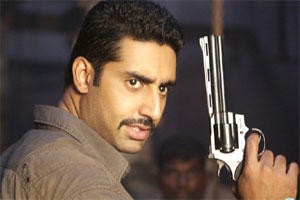 Abhishek Bachchan dum maro dum movie action stills