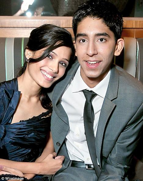 Freida Pinto and Dev Patel Sexy Still