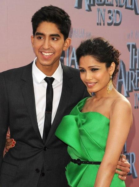Dev Patel and Freida Pinto Latest Still