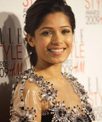 Freida Pinto is the Style Icon