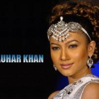 Gauhar Khan Hot Gorgeous Wallpaper