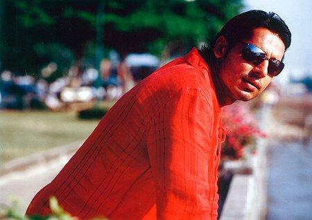 Dino Morea red hot look