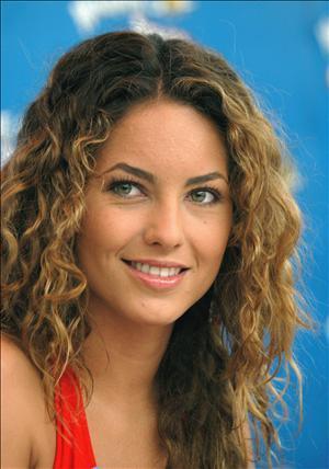 Barbara Mori Curly Hair Pic