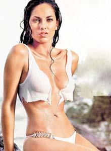 Barbara Mori Sexiest Bikini pic