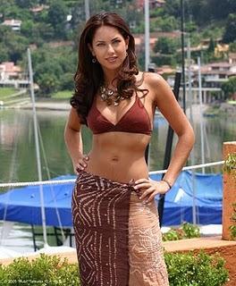 Barbara Mori Hot Dress Stunning Pic