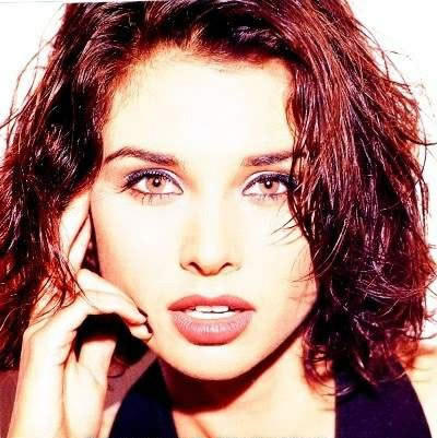Lisa Ray Latest Hot Face Wallpaper
