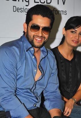 Aftab Shivdasani And Dia Mirza At Acid Factory Promotional Event
