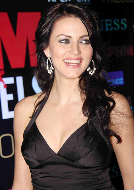 Yana Gupta at FHM Launch
