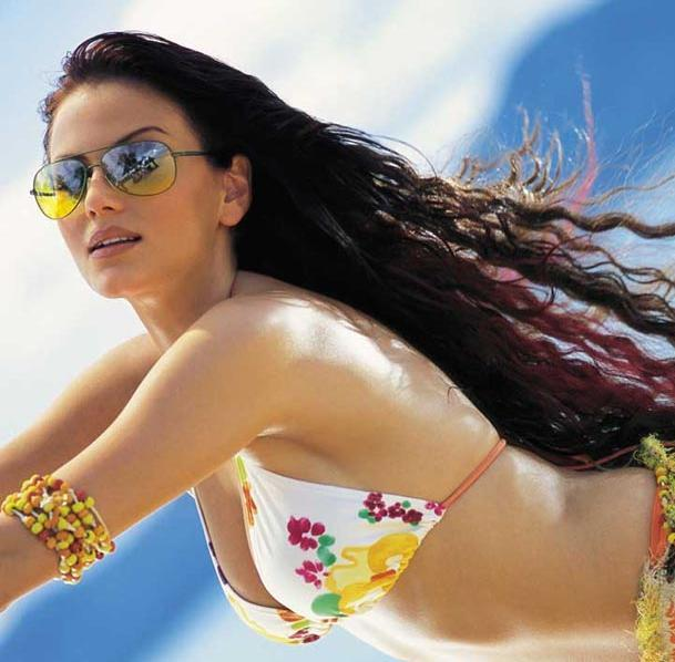 Yana Gupta Bikini Spicy Pose Photo Shoot