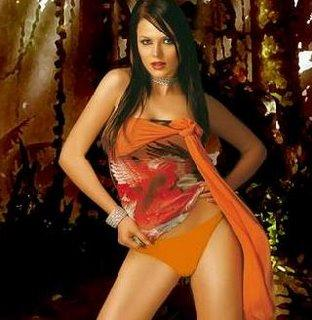 Yana Gupta Hot Dressing Wallpaper