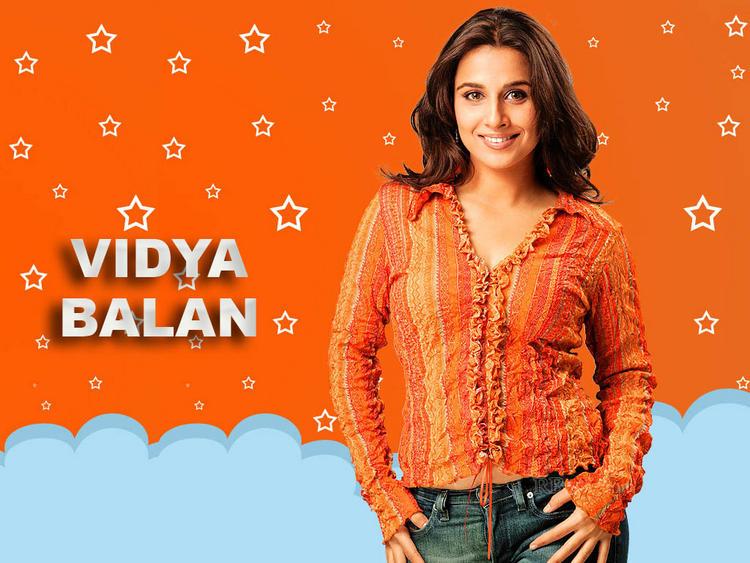 Sizzling Vidya Balan Wallpaper