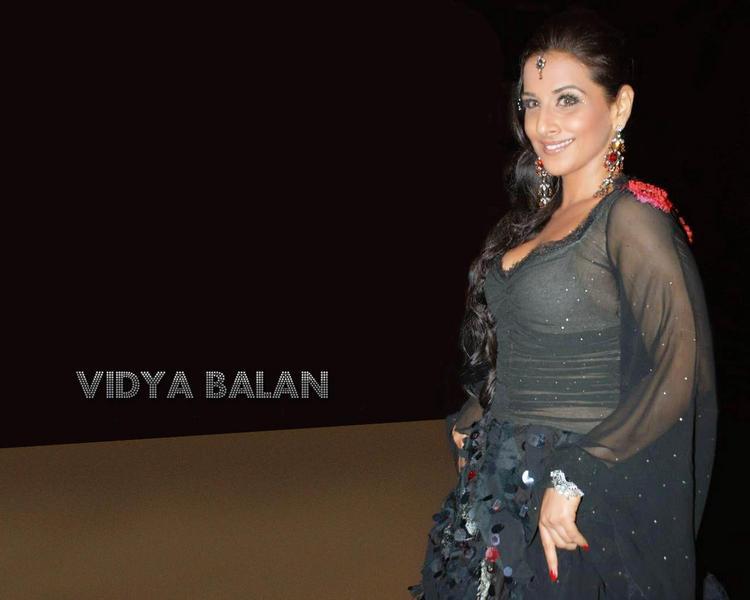 Vidya Balan Gorgeous Wallpaper