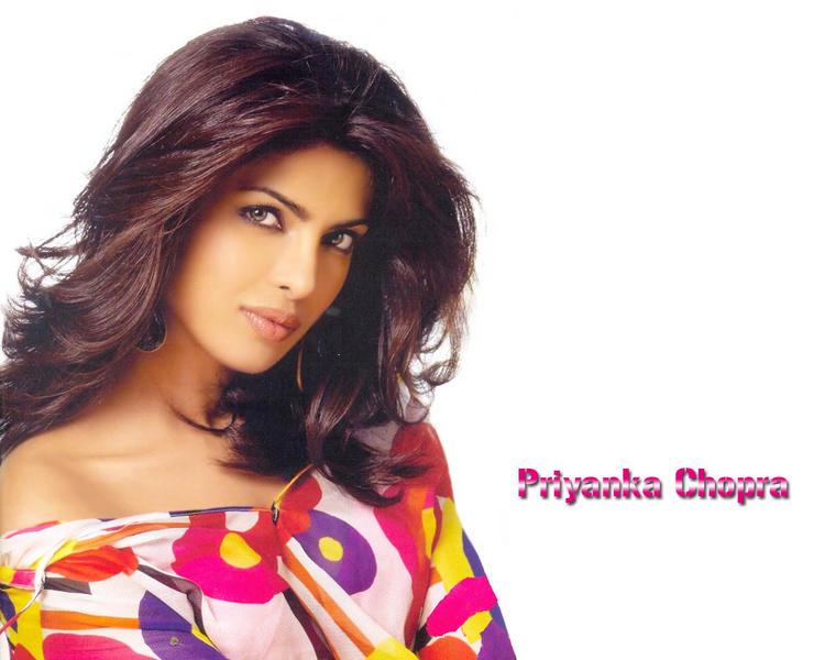 Priyanka Chopra Hot Face Wallpaper