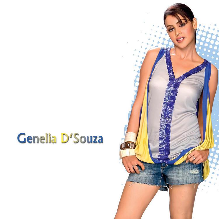 Hot Genelia Dsouza Latest Wallapper