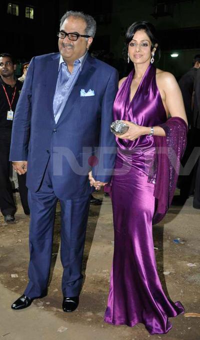 Sridevi Kapoor Glamour Photo