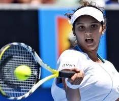 Sania Mirza Play Still