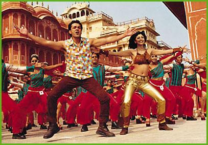 Shilpa Shetty Dancing Photo